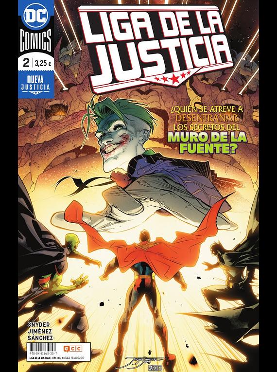 Liga de la justicia 80/2