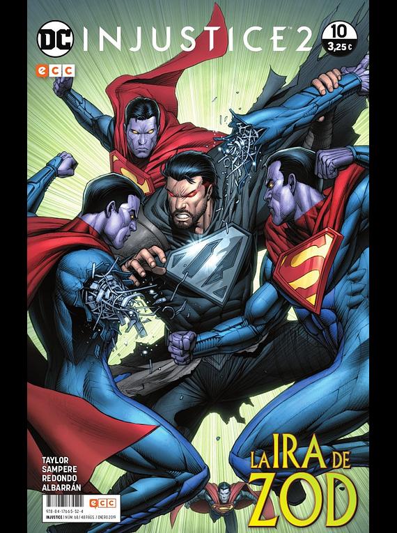 Injustice: Gods among us núm. 68/ 10