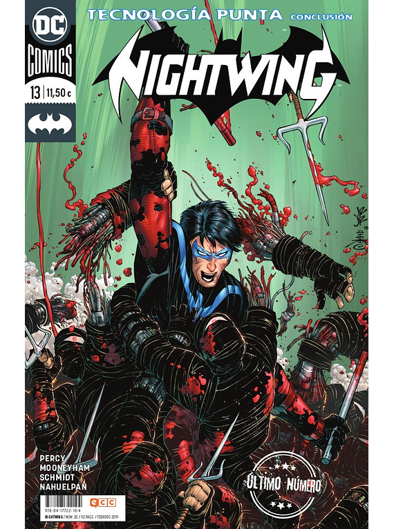 Nightwing núm. 20/ 13