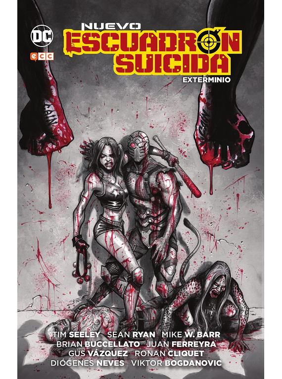 Nuevo Escuadrón Suicida Vol. 4: Exterminio