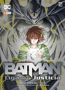 Batman y la Liga de la Justicia vol. 02 (manga)