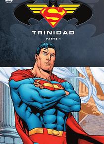 Batman y Superman - Colección Novelas Gráficas Especial: Trinidad (Parte 1)