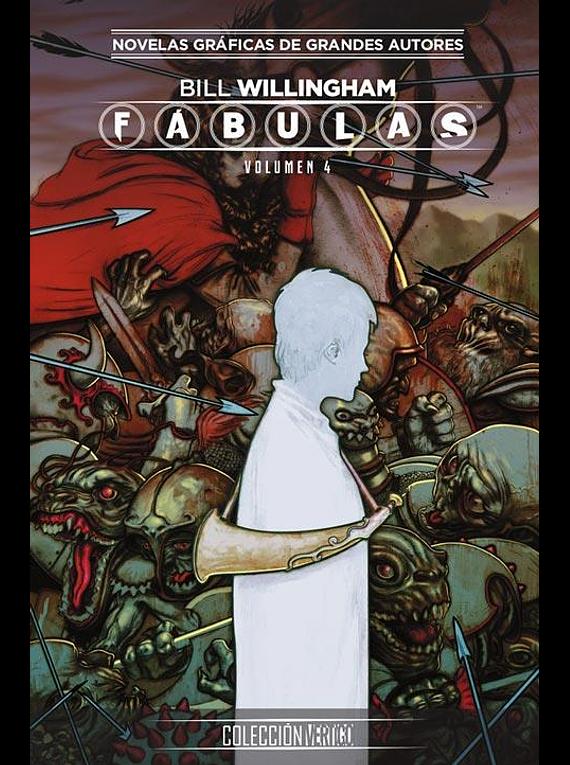 Colección Vertigo núm. 14: Fábulas 4