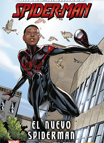 MARVEL INTEGRAL ULTIMATE MILES MORALES SPIDERMAN 1 EL NUEVO SPIDERMAN