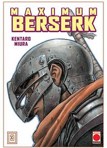 BERSERK MAX N.3 BERSEK MAX