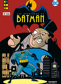 Las aventuras de Batman núm. 01