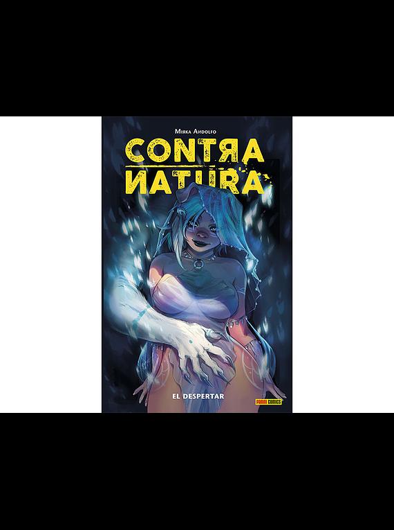 CONTRANATURA 1 (de 3): EL DESPERTAR (HC)