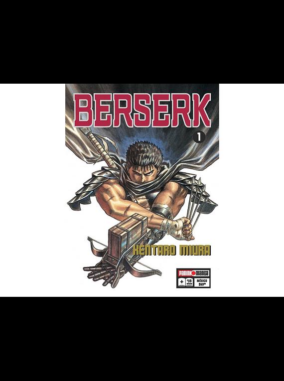 BERSERK N.1