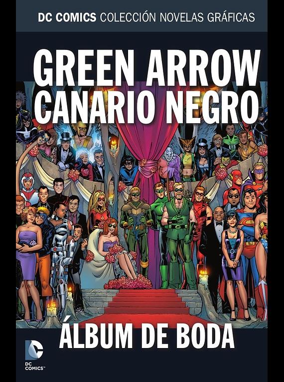 Colección Novelas Gráficas núm. 78: Green Arrow y Canario Negro