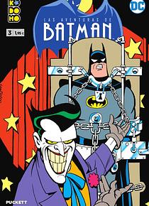 Las aventuras de Batman núm. 03
