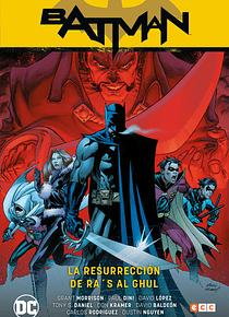 Batman: La resurrección de Ra´s Al Ghul