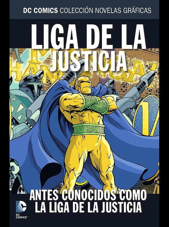 Colección Novelas Gráficas núm. 79: Antes conocidos como Liga de la Justicia