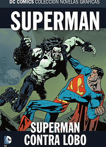Colección Novelas Gráficas núm. 80: Lobo contra Superman