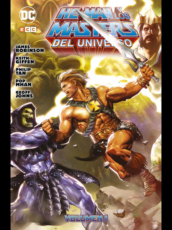 He-Man y Los Masters del Universo vol. 1