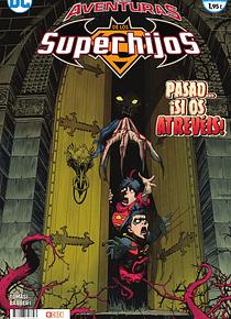 Las aventuras de los Superhijos núm. 04