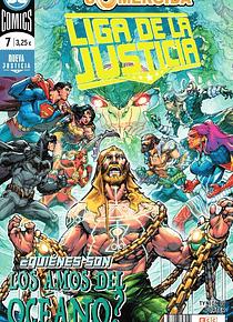 Liga de la Justicia núm. 85/7