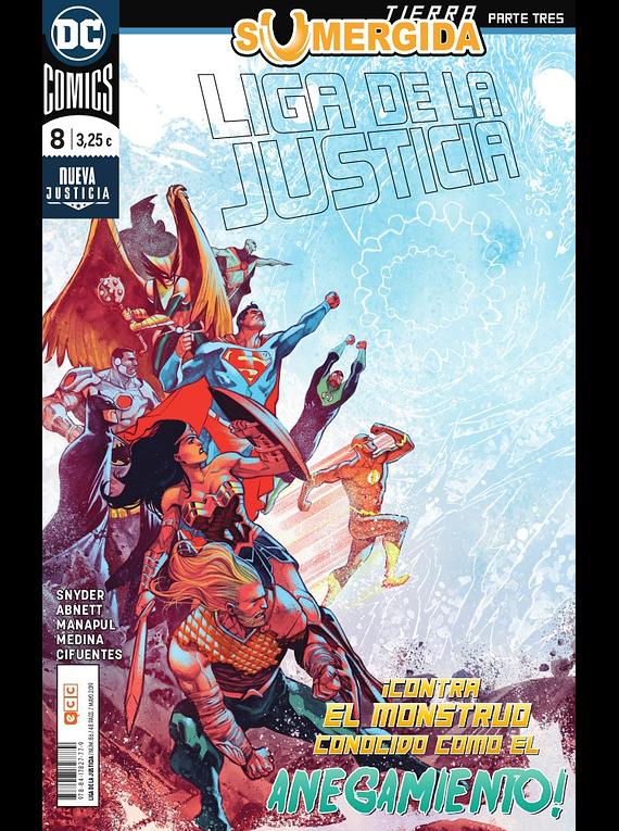 Liga de la Justicia núm. 86/8