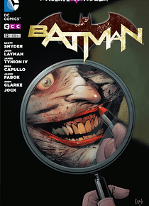 Batman núm. 12: La muerte de la familia Parte 1