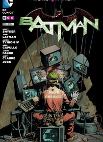 Batman núm. 13: La muerte de la familia Parte 2