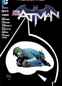 Batman núm. 14: La muerte de la familia Parte 3