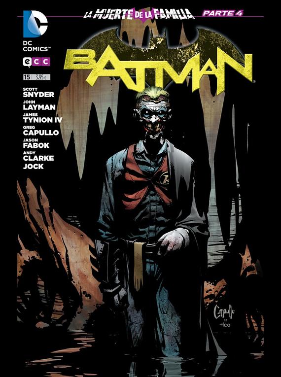 Batman núm. 15