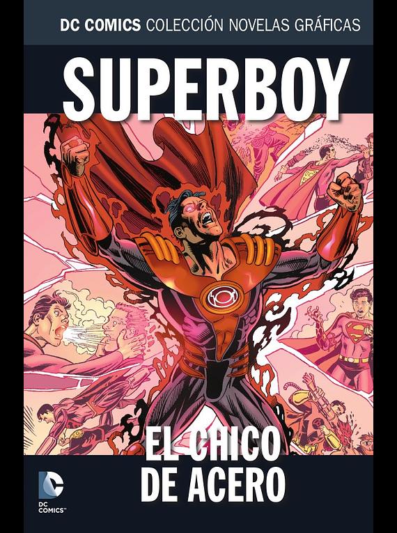 Colección Novelas Gráficas núm. 82: Superboy: El Chico de Acero