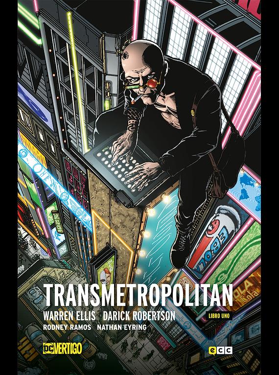 Transmetropolitan núm. 01 (cartoné)