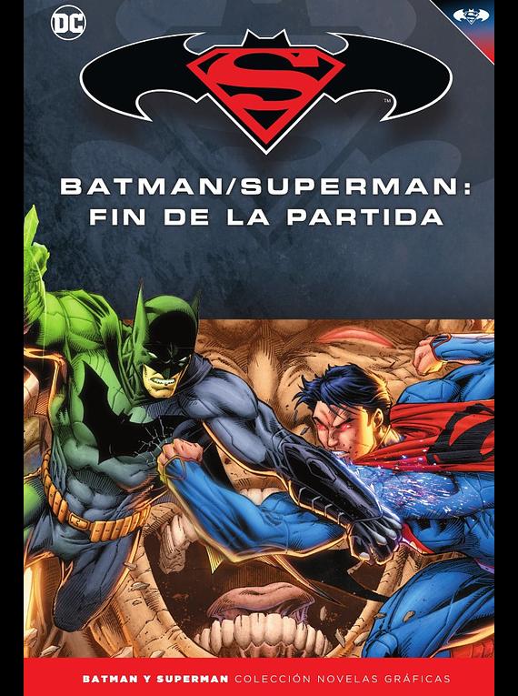 Batman y Superman - Colección Novelas Gráficas núm. 63