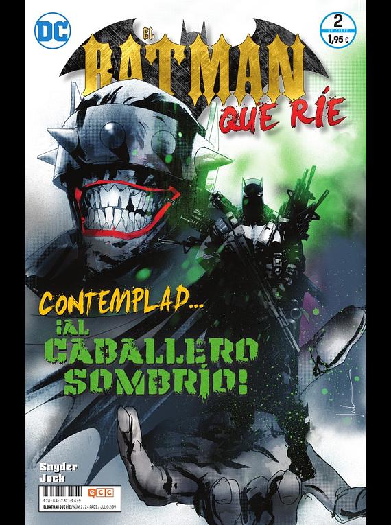 El Batman que ríe núm. 02