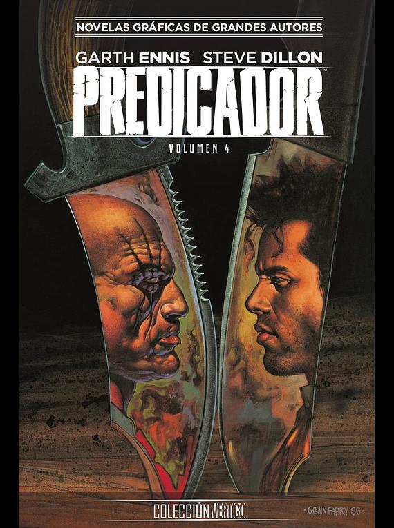Colección Vertigo núm. 21: PREDICADOR 4