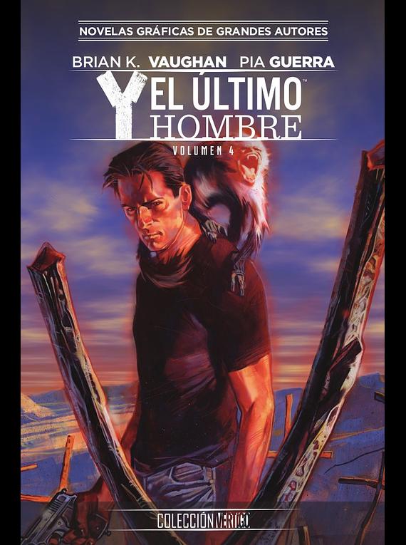 Colección Vertigo núm. 22: Y, EL ÚLTIMO HOMBRE 4