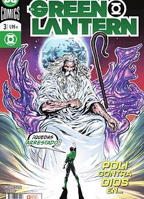 El Green Lantern 85/3 (Grant Morrison)