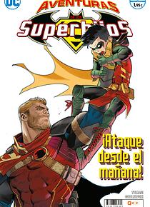 Las aventuras de los Superhijos 6