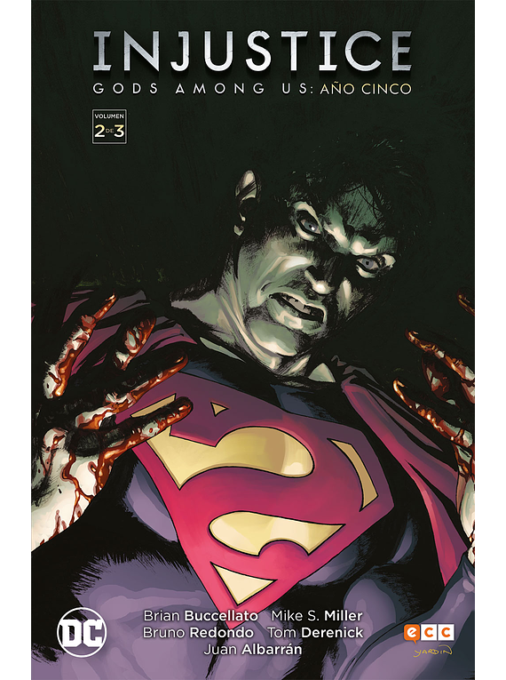 Injustice: Gods among us Año cinco Vol. 02 (de 3)