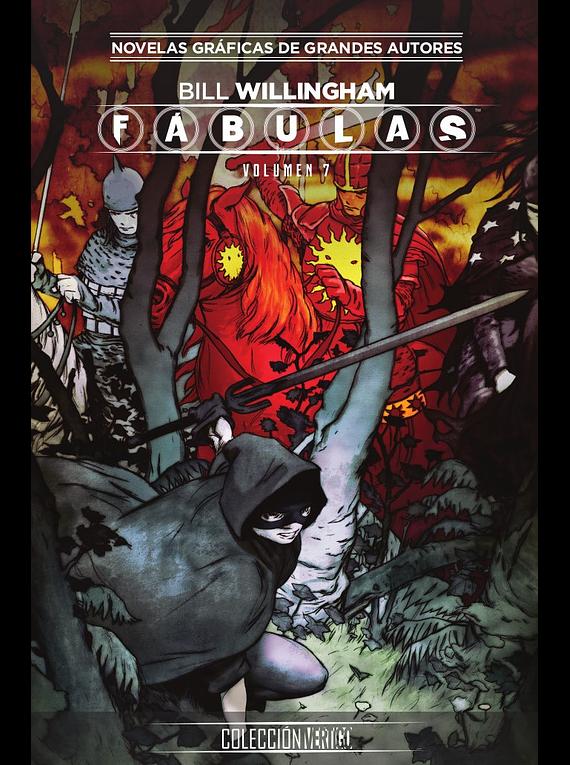 Colección Vertigo núm. 23: Fábulas 7