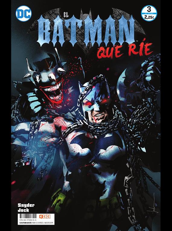 El Batman que ríe 3