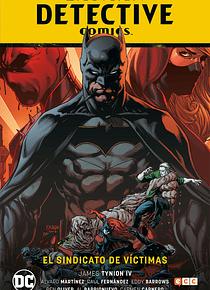 Batman: Detective Comics Vol. 2: El sindicato de víctimas (Rebirth)