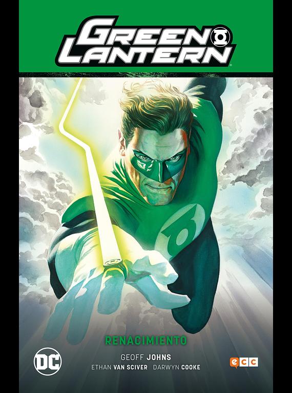 Green Lantern de Johns vol.1: Renacimiento