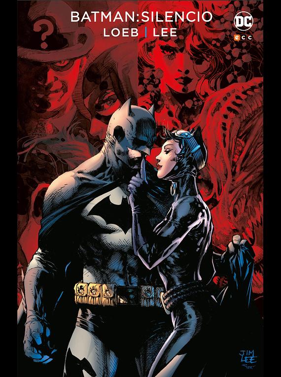 SEGUNDA MANO: Batman: Silencio (Edición Deluxe)