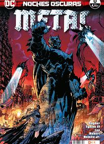 SEGUNDA MANO: Batman: Noches Oscuras Metal núm. 0