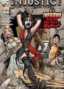 SEGUNDA MANO: Injustice: Gods among us núm. 47 | Universo DC