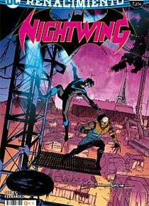 SEGUNDA MANO: Nightwing núm. 09/ 2 (Renacimiento)