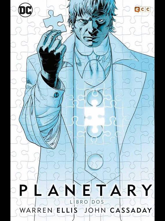 Segunda Mano: Planetary Libro 02