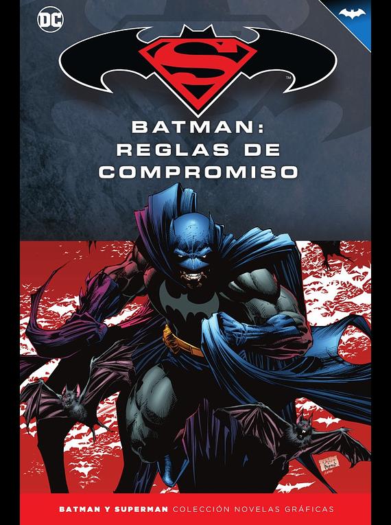 Batman y Superman - Colección Novelas Gráficas núm. 66: Batman: Reglas de compromiso