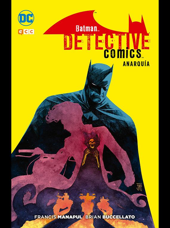 Batman: Detective comics - Anarquía