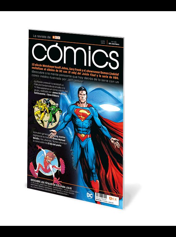 ECC Cómics núm. 07 (Revista)