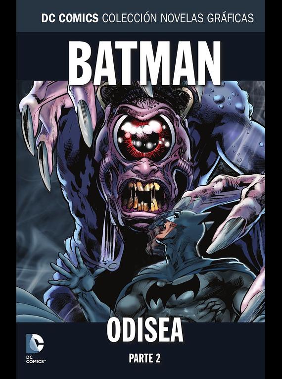 Colección Novelas Gráficas núm. 88: Batman: Odisea Parte 2