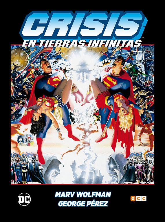 Crisis en Tierras Infinitas (Cuarta edición)