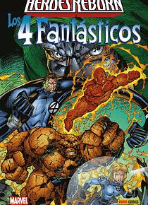 Heroes Reborn: Los 4 Fantásticos