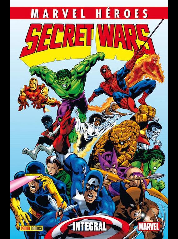 Secret Wars. Integral